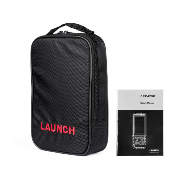 Maschine Diagnose LAUNCH x-431 CRP429C, Motor/ABS/SRS/BEI + 11 Systeme mehr - Version 2020/2021