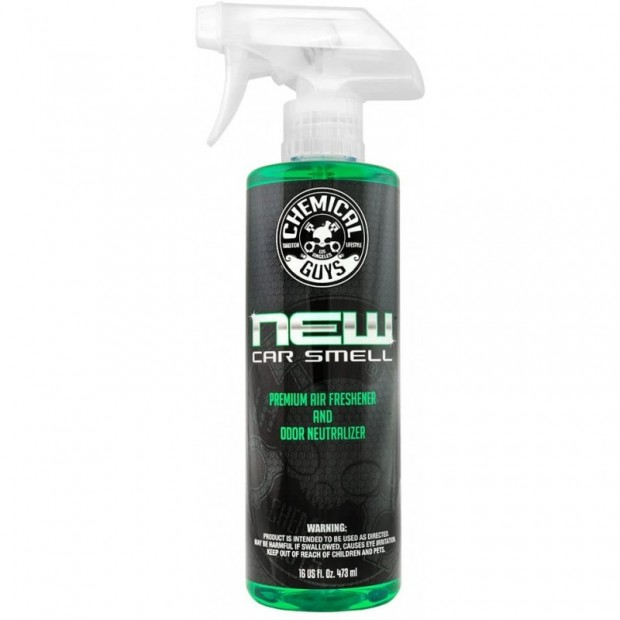 Ambientador cheiro de Carro Novo - Chemical Guys