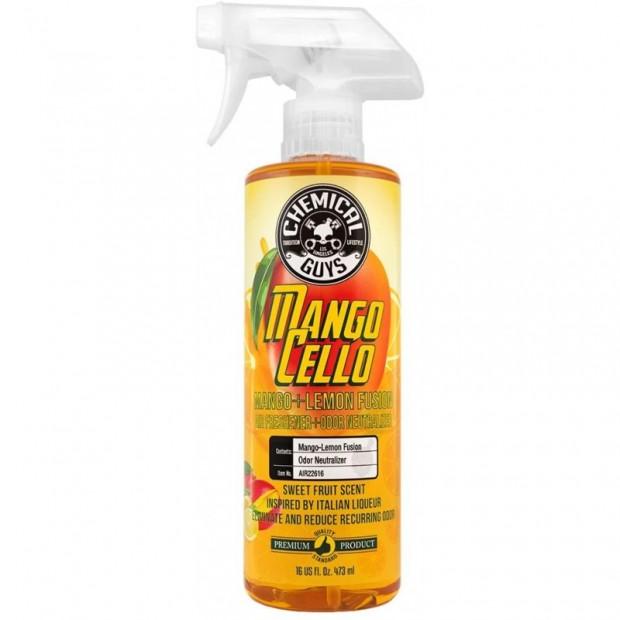 Bevanda rinfrescante di aria del profumo di Mango e Chimiche Ragazzi