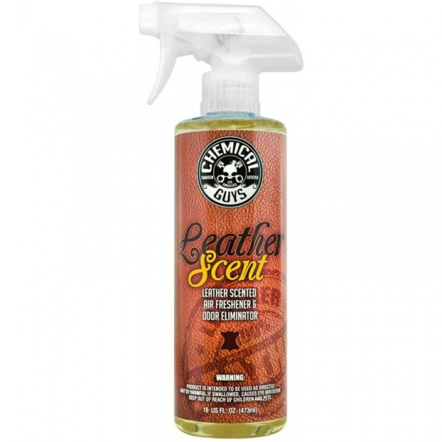 Air freshener odor Leather - Chemical Guys