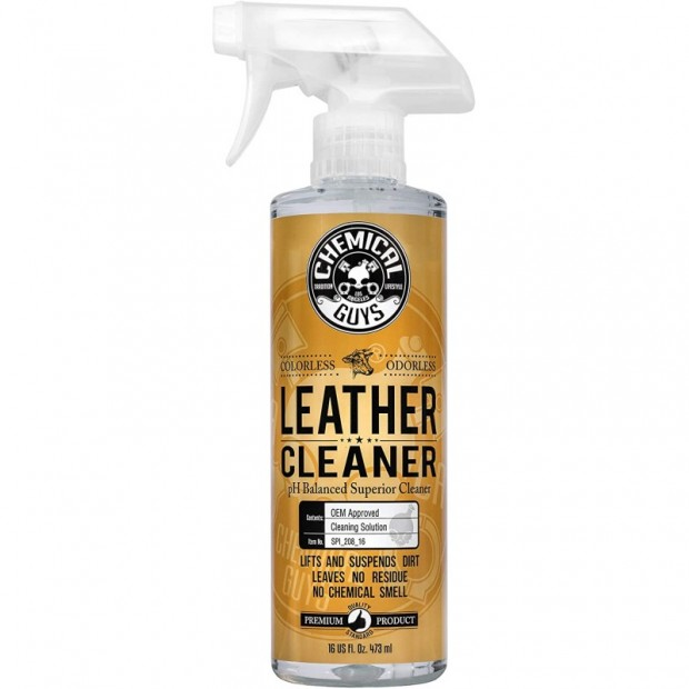 Leather cleaner Leather Cleaner - Chemical Guys