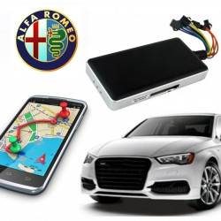 GPS-locator alfa romeo