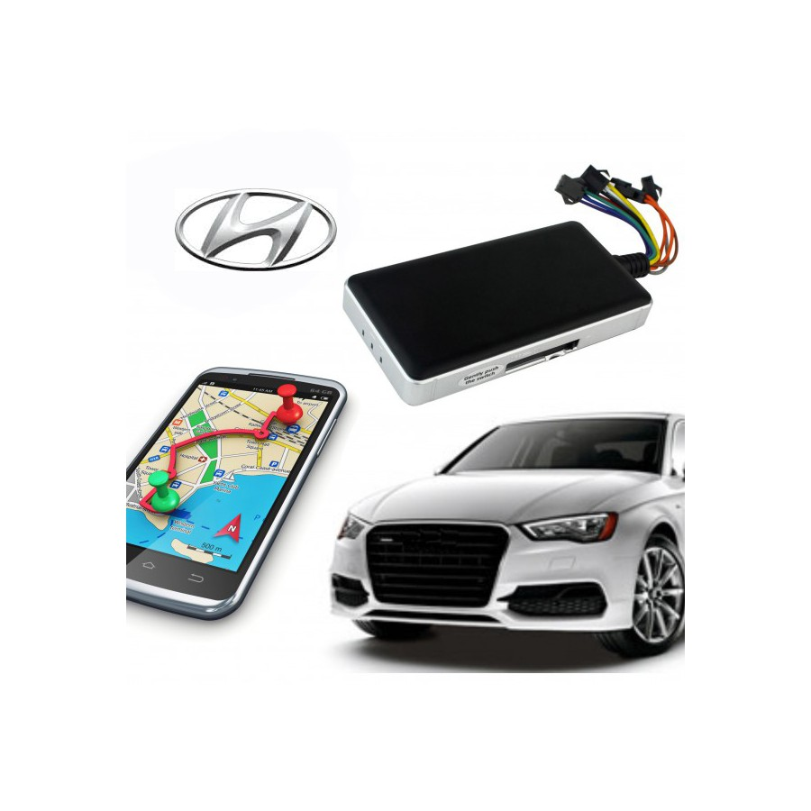 Localizador GPS Hyundai