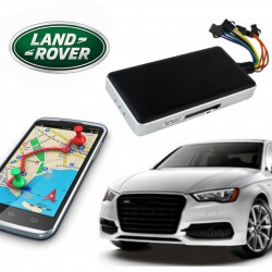 Localisateur GPS Land rover