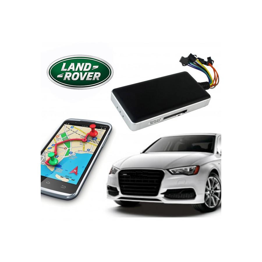 Localisateur GPS Land rover