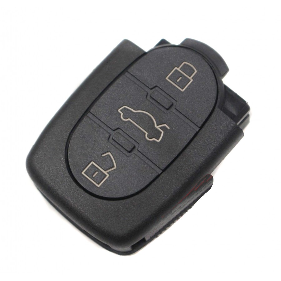 remote key audi 4DO 837 231 K