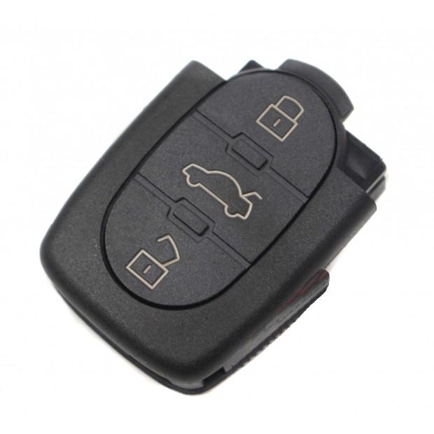 remote key audi 4DO 837 231 N 433.92 MHZ
