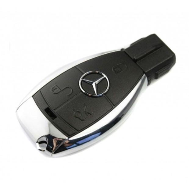Alloggiamento per la chiave del Benz di Mercedes (2005-2009)