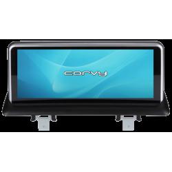 "Navigateur GPS BMW Série 1, E81 E82 E87 E88 (2005-2012), Android 10,25"" - Corvy®"