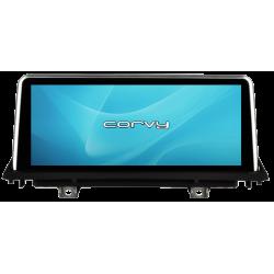 """Navegador GPS BMW X6 E71 y E72 (2006-2010), Android 10,25"""" - Corvy®"""