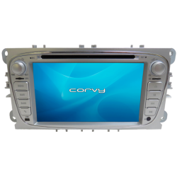"Navegador GPS Ford Tourneo Connect (2009-2014), Wince 7"" con DVD - Corvy®"