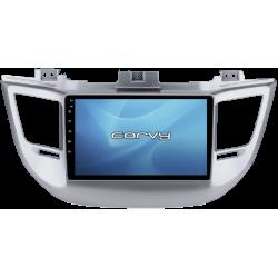 "GPS navigator Hyundai Tucson (2015-2018), Android 10,1"" - Corvy®"