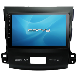 "GPS Peugeot 4007 (2006-2012), Android 9"" - Corvy®"