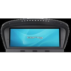 """Navegador GPS BMW Série 6, E63 E64 CCC (2004-2010), Android 8,8"""" - Corvy®"""