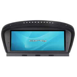 "Navigateur GPS BMW Série 6, E63 E64 CCC (2004-2010), Android 8,8"" - Corvy®"