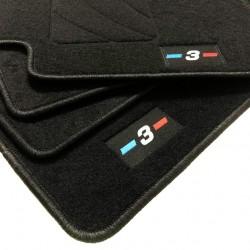 Floor mats for BMW 3 Series...