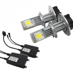 Kit conversion led-scheinwerfer H7