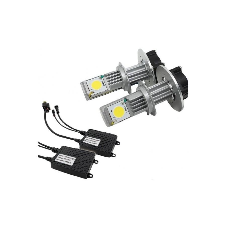 Kit conversion headlight led H7