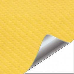 Vinil Amarelo carbono 200 x...