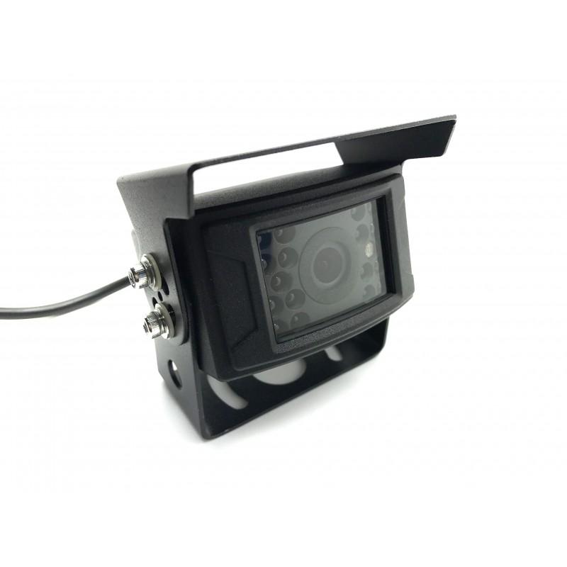 kit de cam ra de surveillance wifi cran 7 voiture camion et. Black Bedroom Furniture Sets. Home Design Ideas