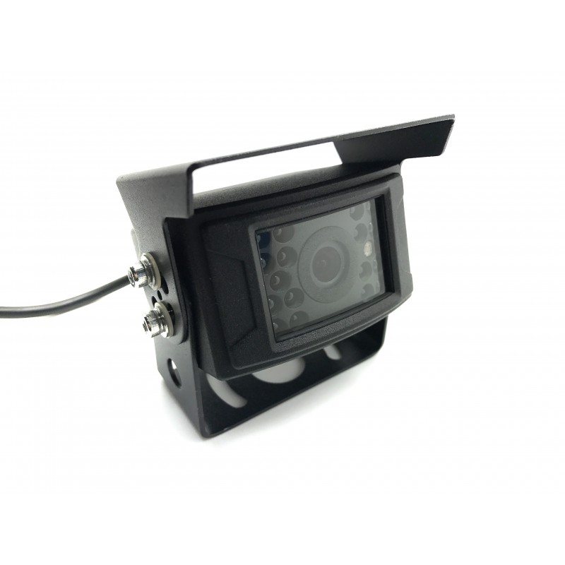 kit de cam ra de surveillance wifi cran 7 voiture. Black Bedroom Furniture Sets. Home Design Ideas