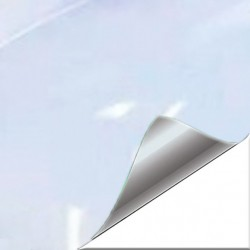 Vinyle Blanc perle 50 x 152 cm