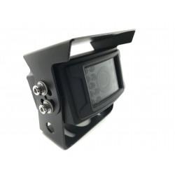 "Kit 4 Cameras de surveillance Wifi + Screen 7"" (360 view)"