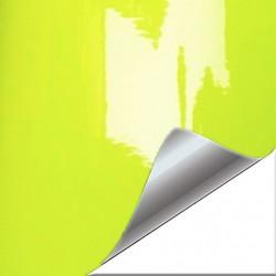 Vinyl Gelb fluoreszierend...