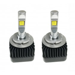 Kit LED D1S - Convertir vos phares au xénon D1S LED