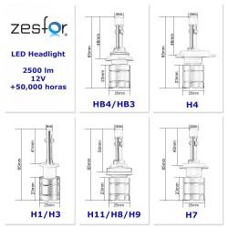 h3 diodo emissor de luz