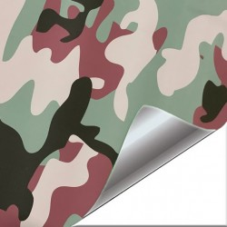 Vinile Camouflage jungle 75...