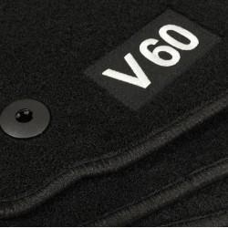 Tapetes Volvo V60 (2010-2018)