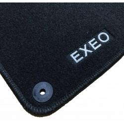 Floor mats, seat exeo