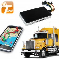 gps locator truck