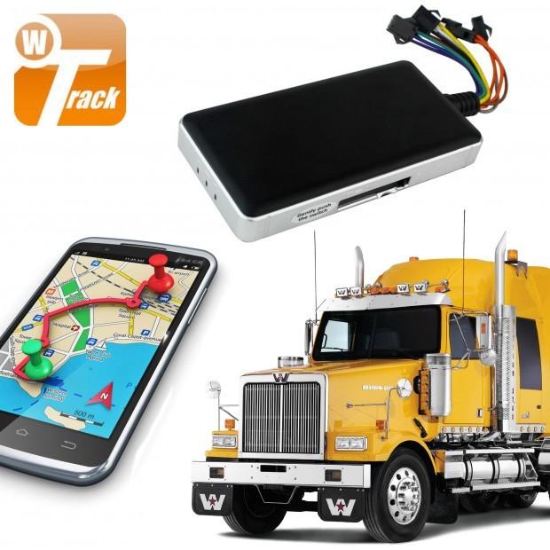 localizador gps camion
