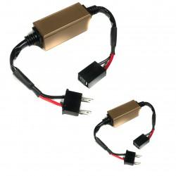 Canceladores de l'échec de la lumière fusionné pour KIT LED H7