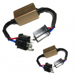 Cancelamento de falha de luz fundida para KIT H4 diodo EMISSOR de luz
