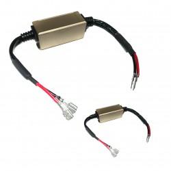 Cancelamento de falha de luz fundida para KIT LED H1