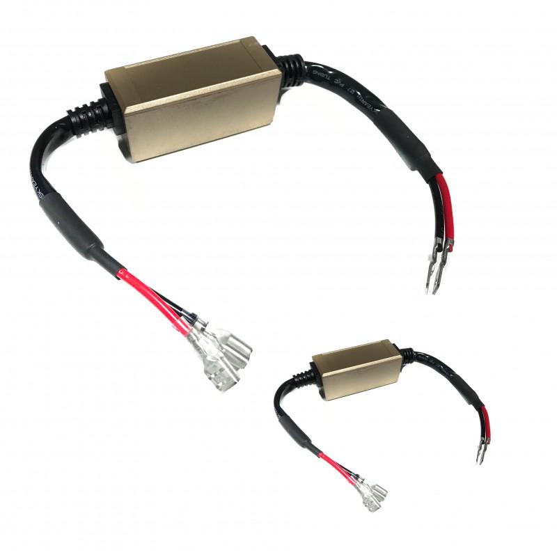 Canceladores de l'échec de la lumière-fusion-pour KIT LED H3