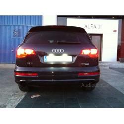 Painéis LED de matrícula Audi A4 B8 (2009-2014)