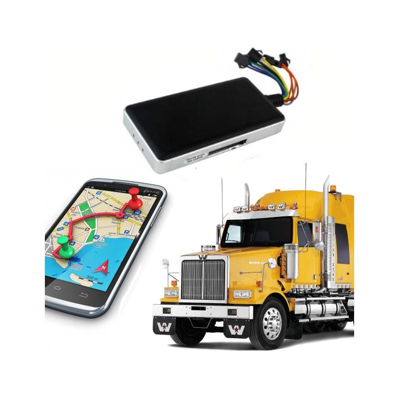 GPS Locator del camion