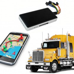 Localizzatore gps camion Mercedes Benz
