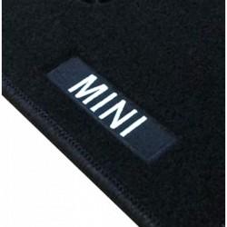 Tapetes com logotipo Mini...