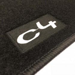 Tappetini con logo, Citroen...