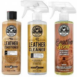 Kit cleaning leather -...