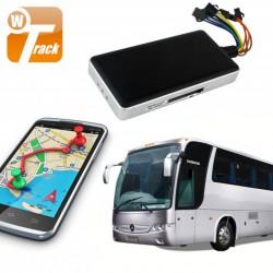 GPS localizador de autocarro