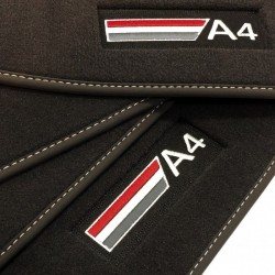 Alfombrillas Premium Audi...