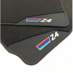 Alfombrillas cuero BMW Z4,...