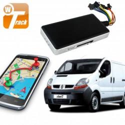 GPS localizador de van