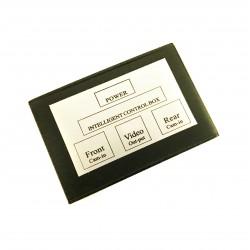 Comvertidor signal pour la Caméra arrière et avant avec interrupteur